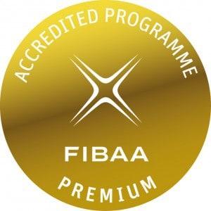 FIBAA Premium-Siegel