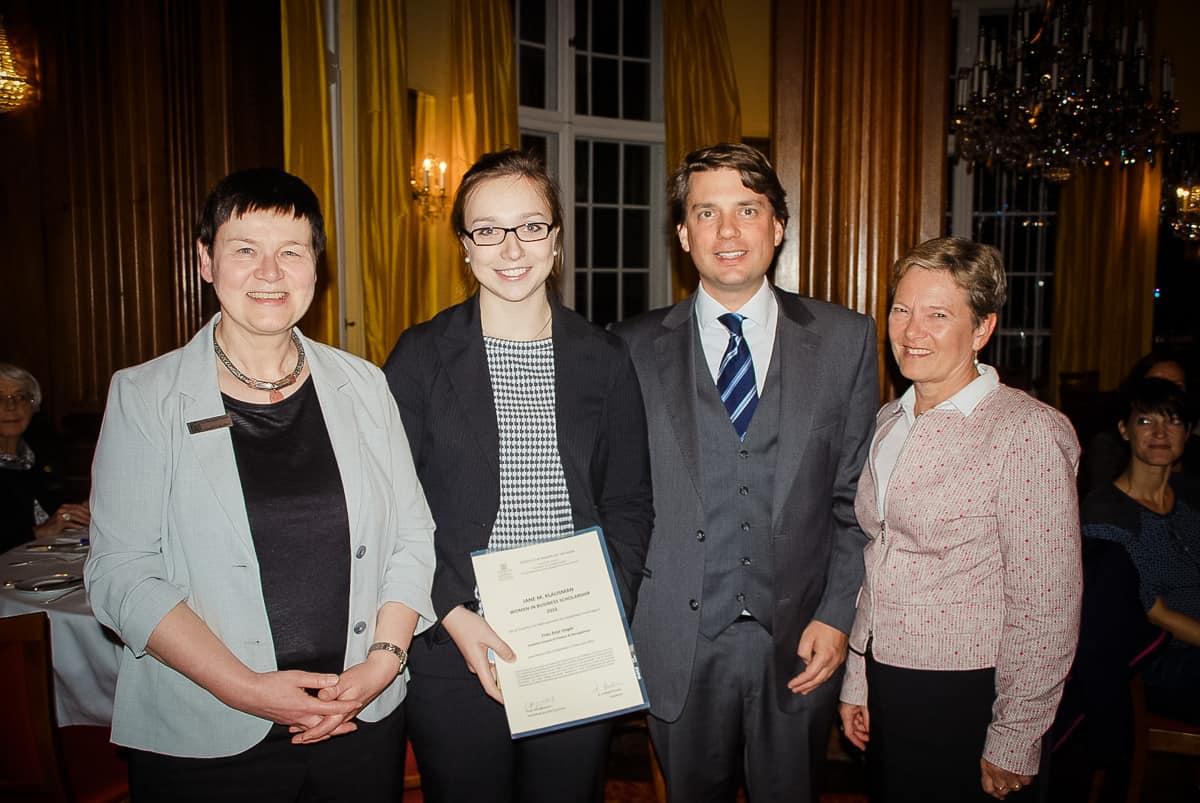 Zonta Klausman Award