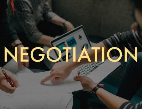 "Job Opportunity: Student Tutor ""Negotiation"""