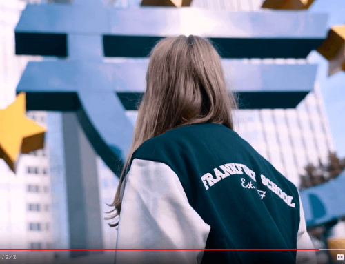 New video on the Frankfurt School Bachelor