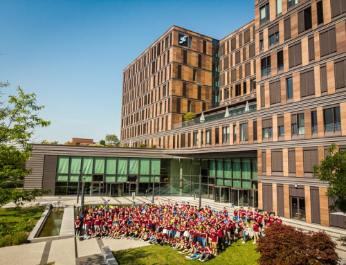 Welcoming the 2019 Bachelor intake at Frankfurt School